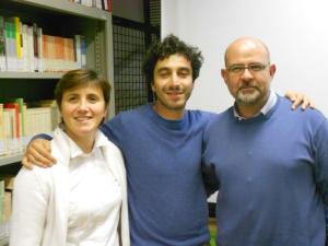 Paola Rolfi, Filippo Cardaci, Michele Cattaneo