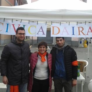 Civica Dairago alla Fiera Primaverile